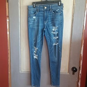 American Eagle Outfitters Hi- Rise Jegging